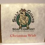 Christmas Wish Goats Milk Soap