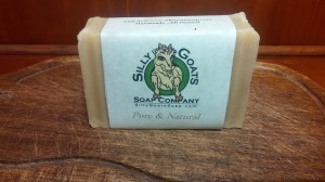 Unscented – 100% natural oils in a goat milk base.