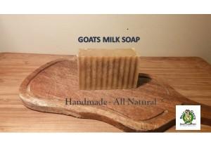 Handmade-All NAtural Soap