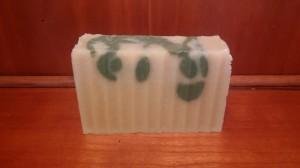 Lemon and Mint Soap