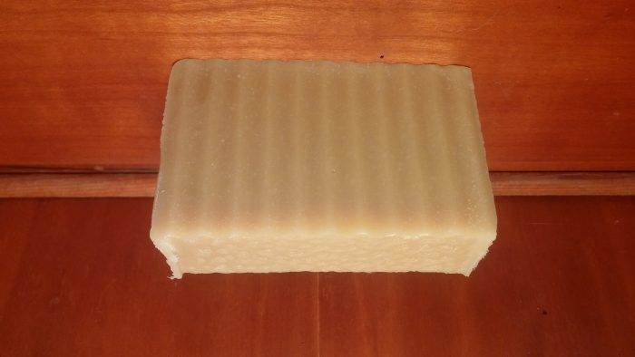 Pure and Natural Soap