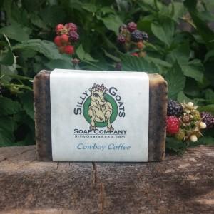 Cowboy Coffee Soap
