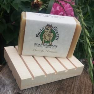 Natural Pine Soap Dish