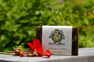 Hazelnut Coffee & Cream, Goats Milk Soap