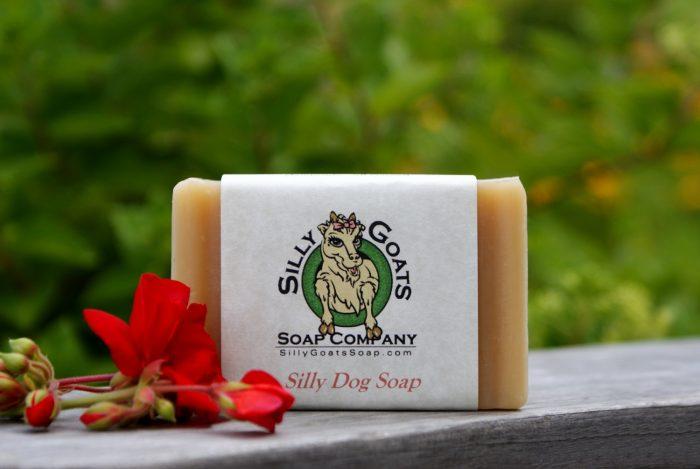 Silly Dog Soap