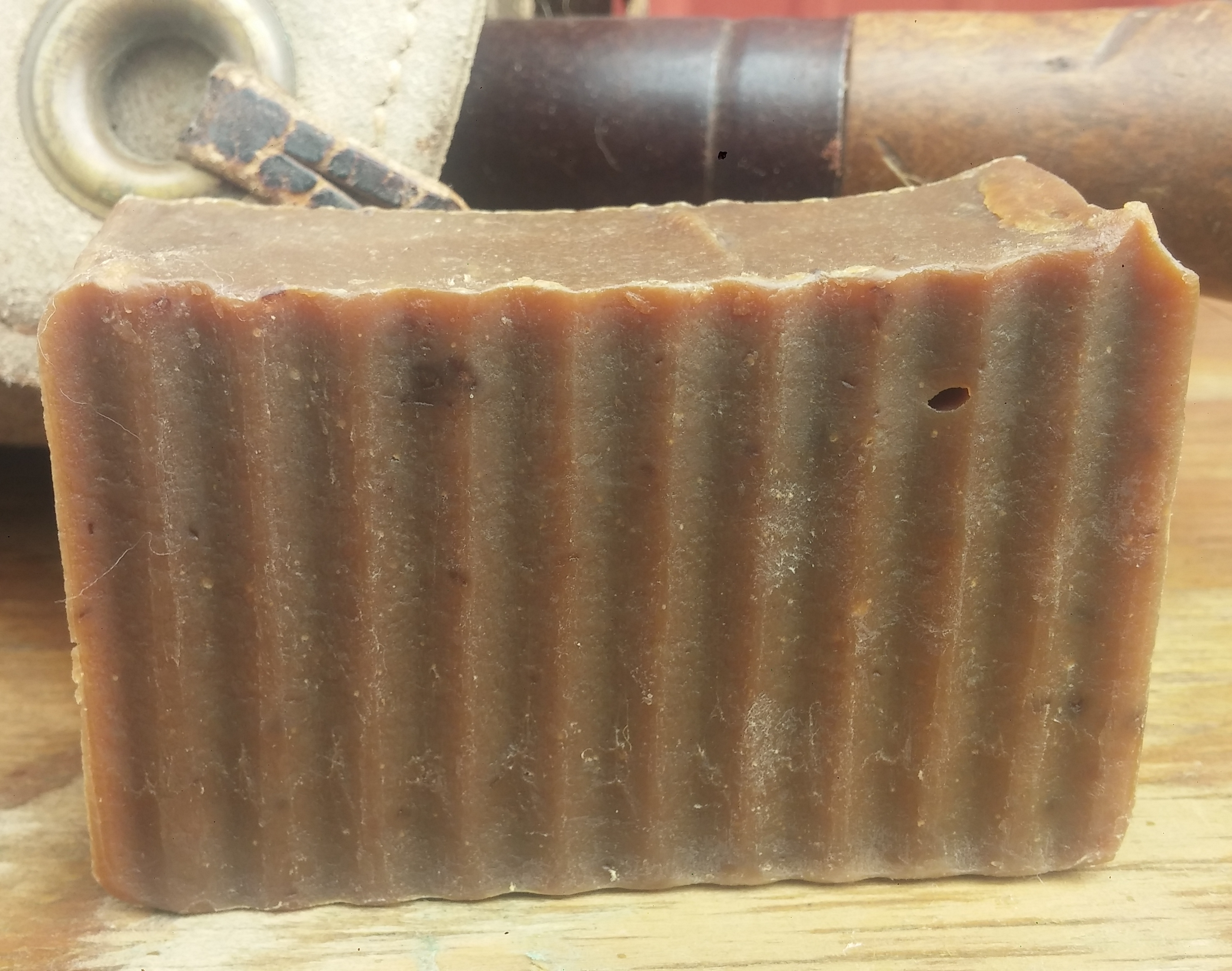 Pine Tar & Goats Milk Soap