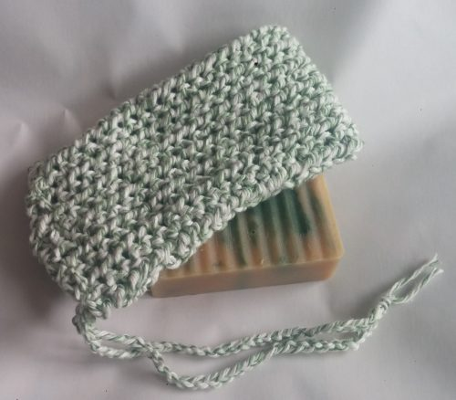 Sage - Soap Saver Bag