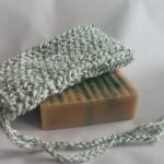 Sage Soap Bag