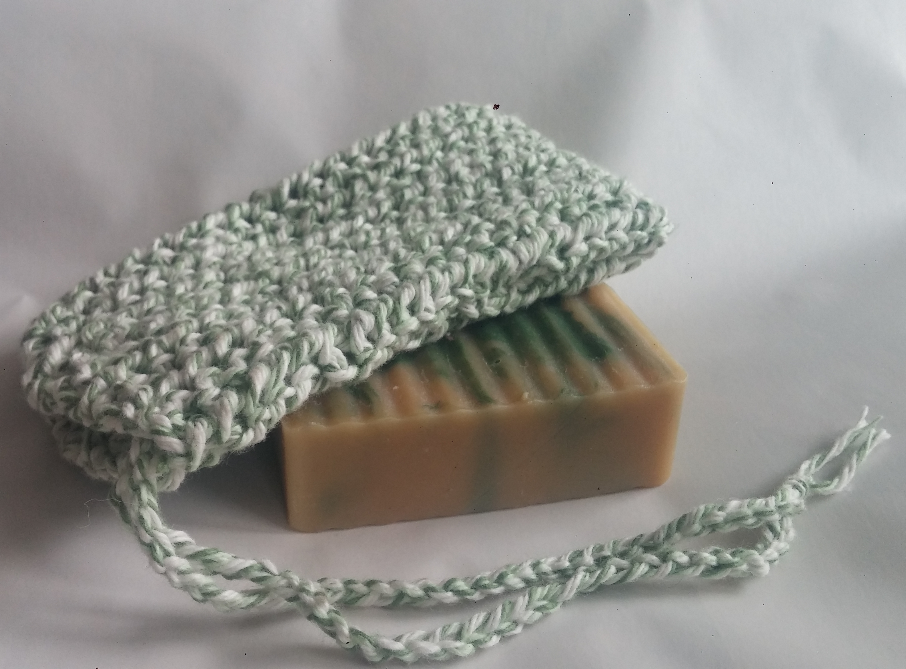 how to use up up old soap