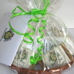 All NaturaAll Natural Goat Milk Soap and Lotion Gift Basketl Goat Milk Soap and Lotion Gift Basket LrgTopViewCloseup