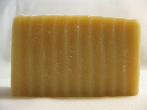 White Grape Fruit Goats Milk Soap Bar