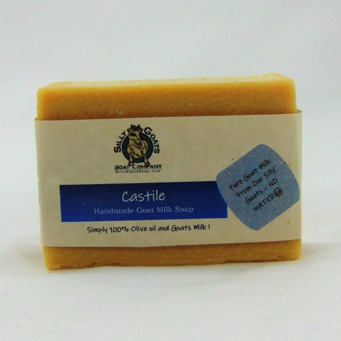 Castile Handmade Goat Milk by Silly Goats Soap Co.