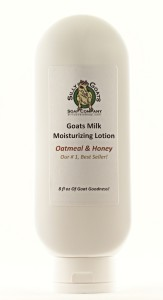Oatmeal & Honey Lotion