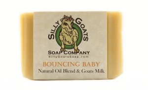 Bouncing Baby Soap