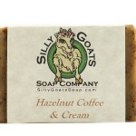 Hazelnut Coffee & Cream Soap