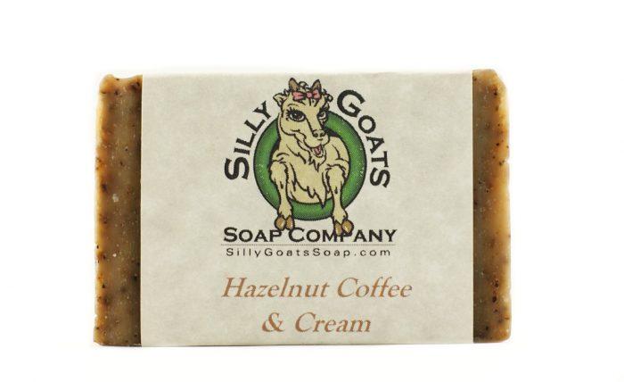 Hazelnut Coffee & Cream Soap