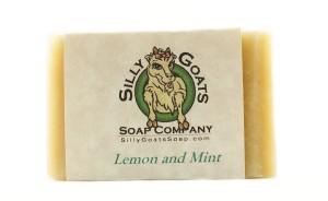 Lemon & Mint Soap