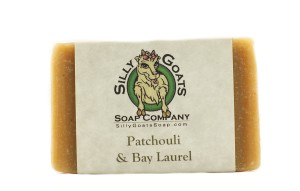 Patchouli & Bay Laurel Soap