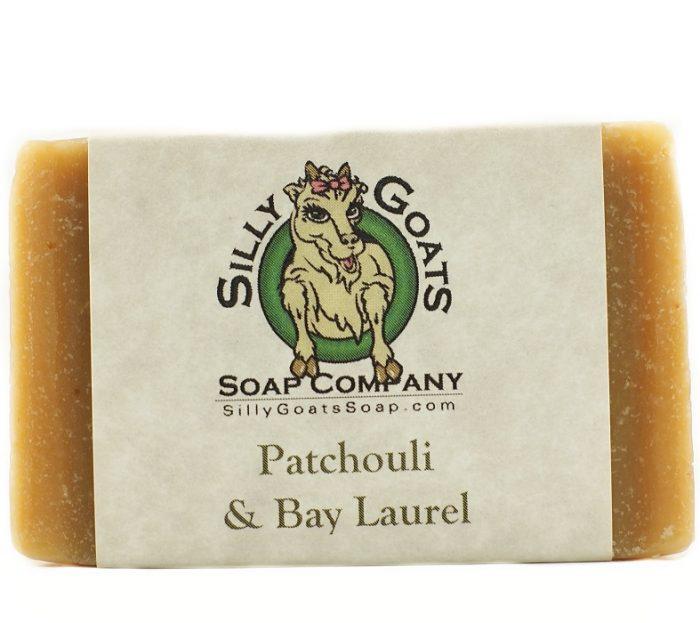 Patchouli & Bay Goat Milk Soap