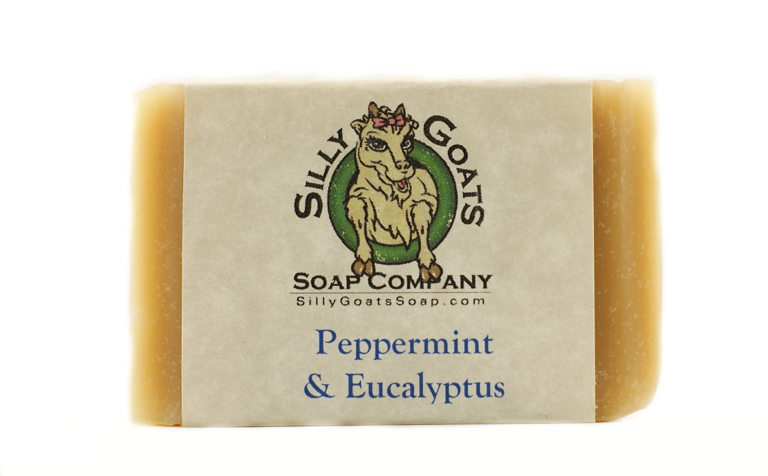 Peppermint & Eucalyptus Soap