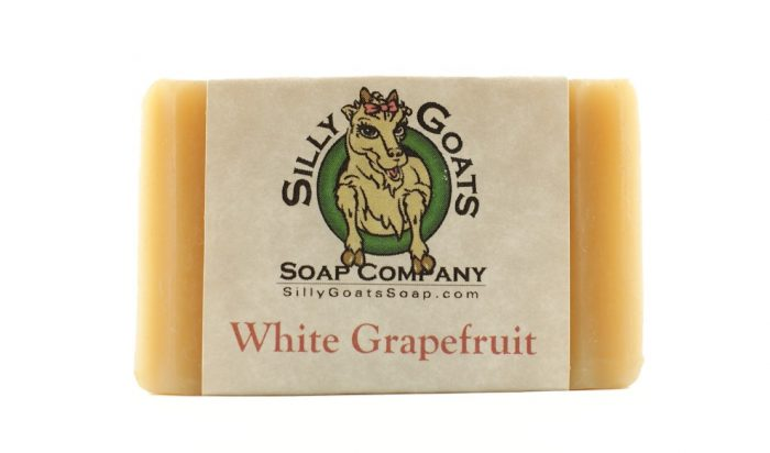 White Grapefruit Soap