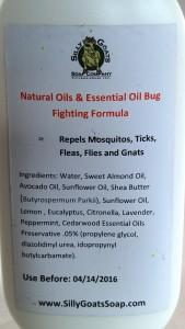 Natural Mosquito Repellent Ingredients