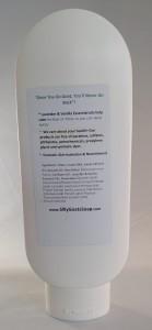 Lavender Vanilla Goat Milk Lotion Ingredients