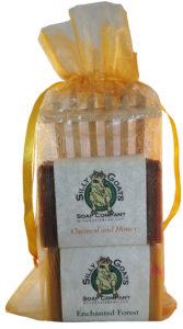 Goat Milk Soap Gift Bag - Silly Goats Soap Company