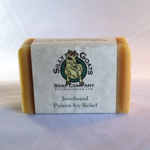 Jewelweed Soap Poison Ivy Relief