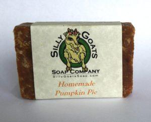 Pumpkin Pie Goat Milk Soap