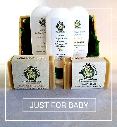 Baby Soap Lotion