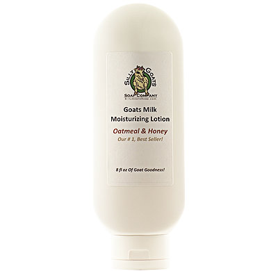 Oatmeal and Honey Lotion