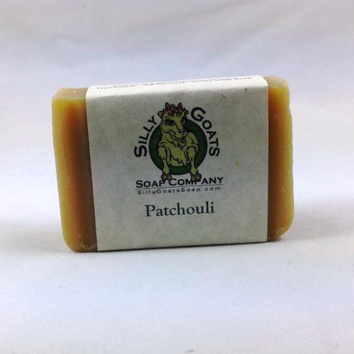 Patchouli Goat MilkSoap