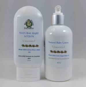 Baby Lotions Unscented