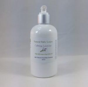 Baby Lotions - Calming, Lavender Vanilla