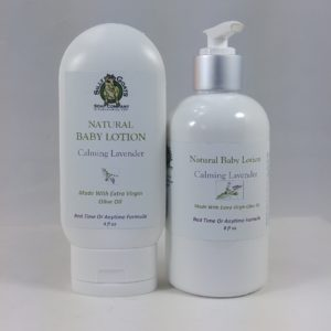 BabyLotion Calming, Lavender Vanilla Group