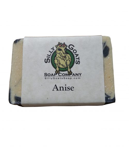 Star Anise Goat Milk Soap - Silly Goats Soap Company