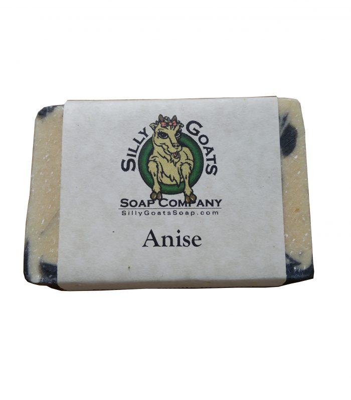 Star Anise Goat Milk Soap - Silly Goats Soap Company