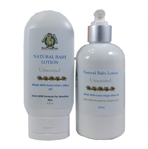 Baby Lotion – Unscented Baby Lotion
