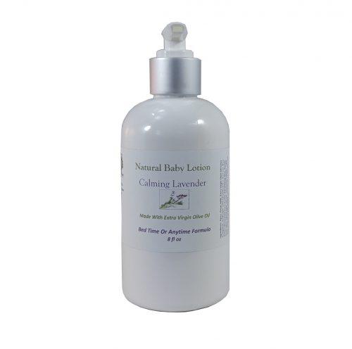 Baby Lotion – Lavender Baby Lotion