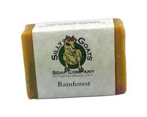 Rainforest Goat Milk Soap