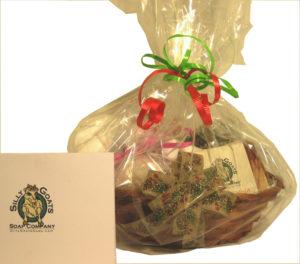 Goat Soap & Lotion Gift Basket (large)-Silly Goats Soap Company