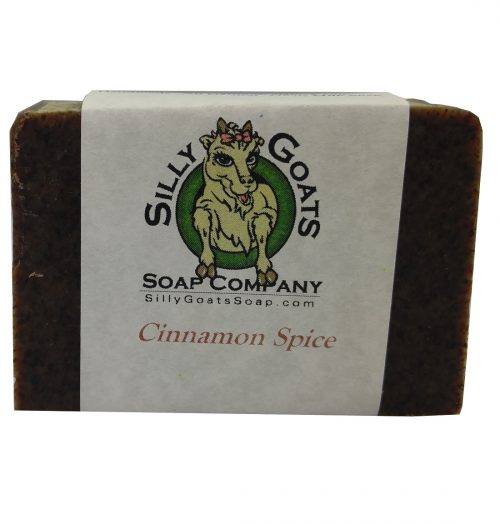 Cinnamon Spice Goat Milk Soap