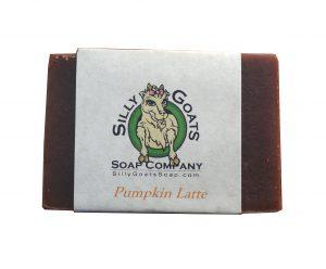 Pumpkin Latte Goat Milk Soap