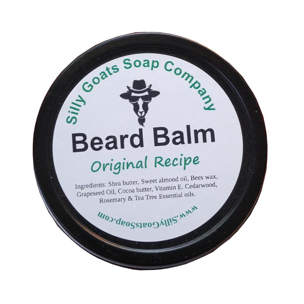 Beard Balm by Silly Goats Soap Company