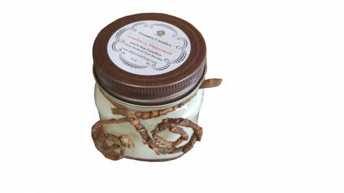 Country Soy Candles by Silly Goats Soap
