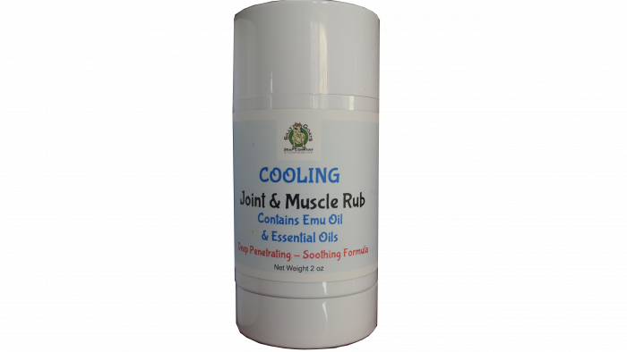 Emu Oil Joint Pain Relief & Muscle Rub – Cooling
