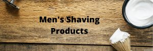 Silly Goats Soap Company, Shaving Products