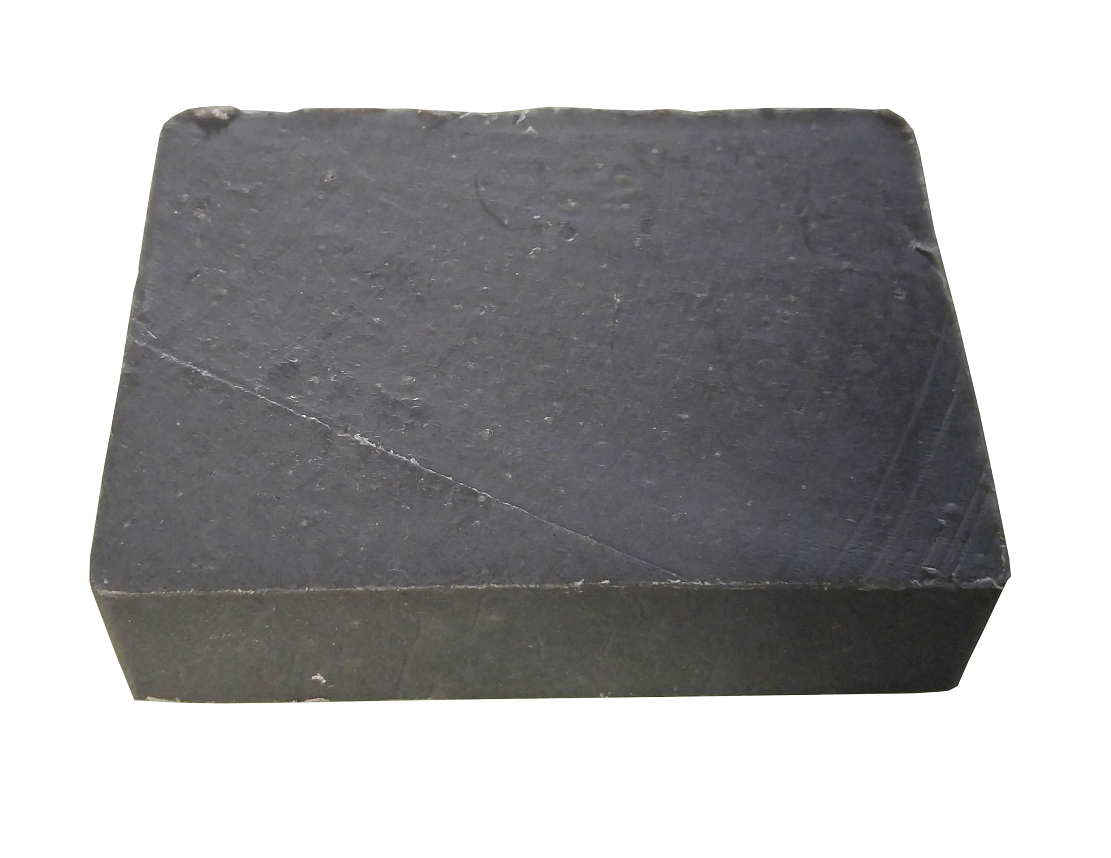 Charcoal Goat Milk Soap Bar, by Silly Goats Soap Co.