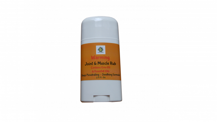 Warming Joint Pain Relief